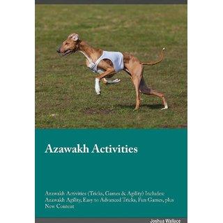 Azawakh Activities Azawakh Activities (Tricks, Games  Agility) Includes