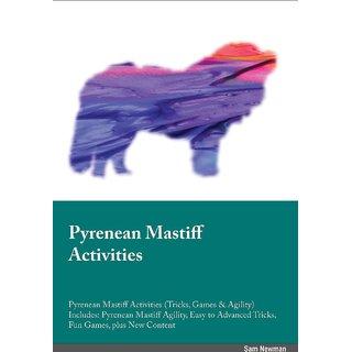 Pyrenean Mastiff Activities Pyrenean Mastiff Activities (Tricks, Games  Agility) Includes