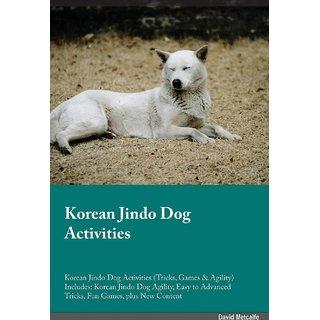 Korean Jindo Dog Activities Korean Jindo Dog Activities (Tricks, Games  Agility) Includes