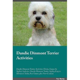 Dandie Dinmont Terrier Activities Dandie Dinmont Terrier Activities (Tricks, Games  Agility) Includes