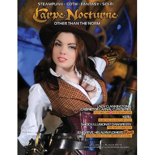 Carpe Nocturne Magazine Summer 2016
