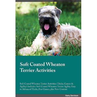 Soft Coated Wheaten Terrier Activities Soft Coated Wheaten Terrier Activities (Tricks, Games  Agility) Includes