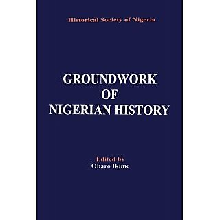 Groundwork of Nigerian History