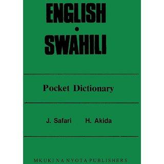 English Swahili Pocket Dictionary