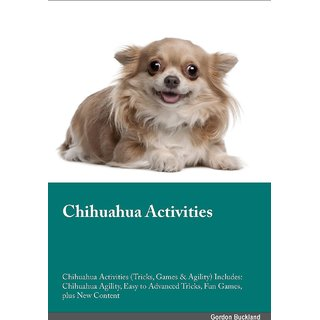 Chihuahua Activities Chihuahua Activities (Tricks, Games  Agility) Includes