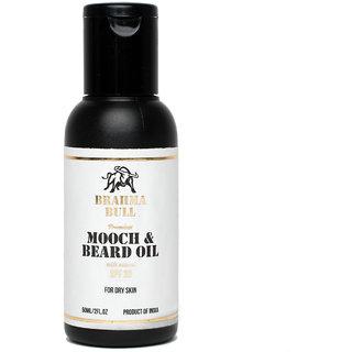 Mooch Beard Oil for Dry Skin