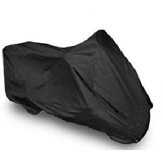 Hero CD 100 SS Bike Body Cover Waterproof Rain, sun damage Protector Outdoor Dust Nylon Cycle Garage Bikes Resistant Dustproof by FASTOP