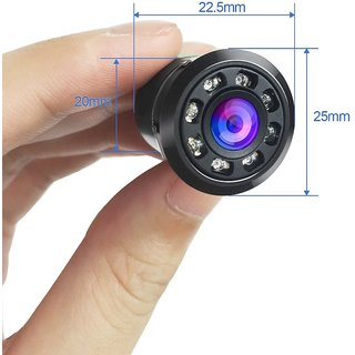 Autosky Car Camera With  9 LED light