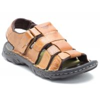 Red Tape Mens Tan Casual Sandals - 98668408