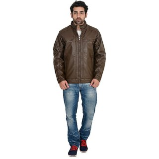 SML Originals Full Sleeve Solid Men's Jacket(SMLJK122)