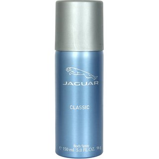 Jaguar Classic Body Spray - For Men (150 ml)