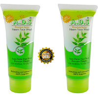ADS Neem Face Wash Buy 1 Get 1 Free
