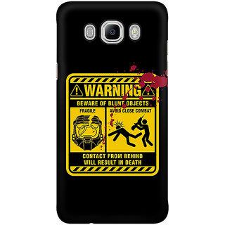 Dreambolic Mjolnir Warning Mobile Back Cover