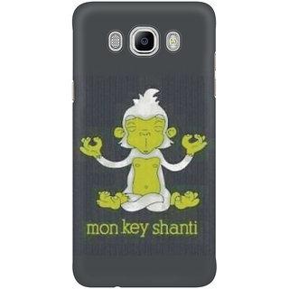 Dreambolic Monkey Shanti Mobile Back Cover