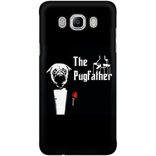 Dreambolic The Pugfather Mobile Back Cover