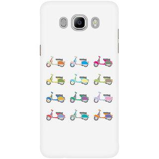 Dreambolic Vespa Party Mobile Back Cover
