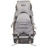 Sturdy  Grey & Black Rucksack Backpack Bag (Extra Large, 23 Inches)