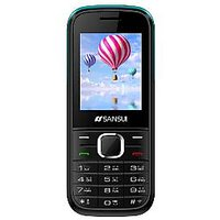 Sansui S221 Dual SIM Mobile Phone - Black