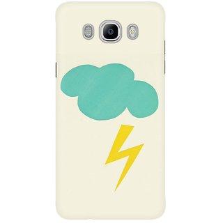 Dreambolic Lightning Strike Mobile Back Cover
