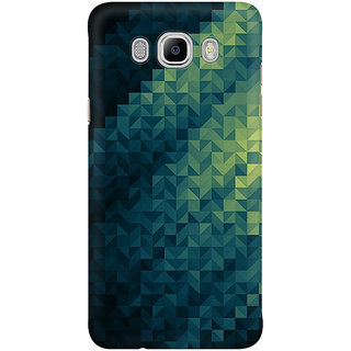 Dreambolic Carbon Fibre Blue Mobile Back Cover