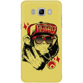 Dreambolic Monkey Hip Hop Mobile Back Cover