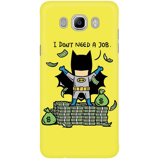 Dreambolic The Rich Bat Life Mobile Back Cover