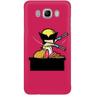 Dreambolic Wolverine The Chef Mobile Back Cover