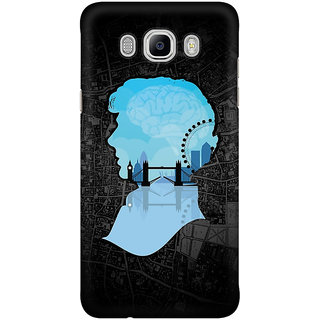 Dreambolic Sherlock'S London Graphic Mobile Back Cover
