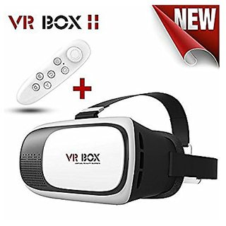 Malcom VR Box With Bluetooth Remote