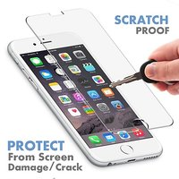 Tampered Glass For Apple Iphone 6+ / Screen Protector For Apple Iphone 6 Plus / Screen Guard For Iphone 6 Plus