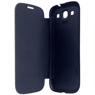 Black Flip Cover Of Mobile Karbonn Titanium S5 Plus Free Shipping available at ShopClues for Rs.249