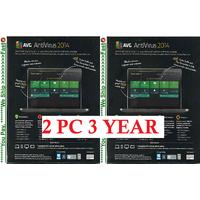 AVG Antivirus 2014 2 User 3 Years