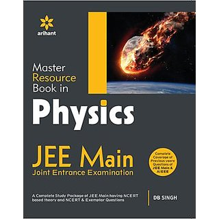 A Master Resource Book in PHYSICS for JEE Main