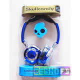 Skullcandy LowRider Blue OEM ( First Copy ) Clear & Loud Sound