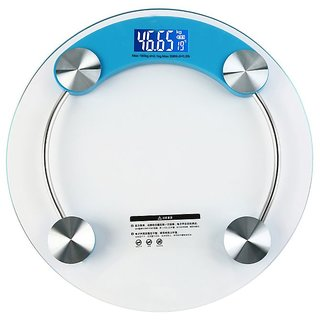 Aliston Digital Glass Weighing Scale Personal Health Body Weight Machine Scale available at ShopClues for Rs.699