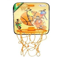 Sreshta Basketball Ring  (3 Basketball Size With Net) for kids 4 to 12 yrs.