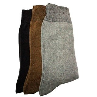 Long Socks For Men Pack Of 3