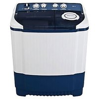 Lg 7.8 Kg Semi Automatic Washing Machine Model P8837R3Sm, 1N