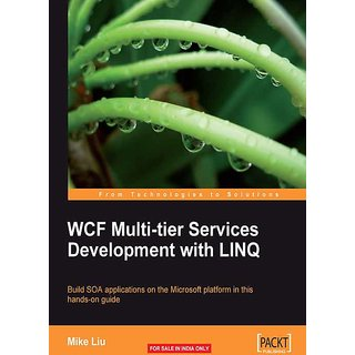 WCF Multi-tier Services Development with LINQ