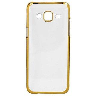 Lyf Wind 6 Golden Bumper Back Cover