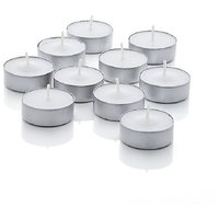 TEA LIGHT CANDLES-WHITE (PACK OF 60 PIECES)