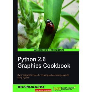 Python 2.6 Graphics Cookbook