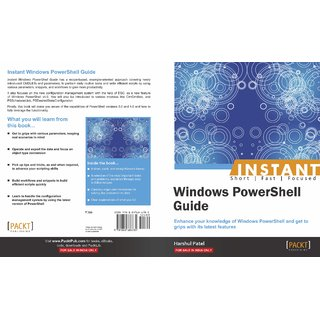 Instant Windows PowerShell Functions