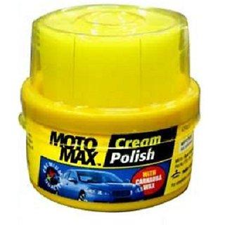 Motomax Cream Polish (60 g)