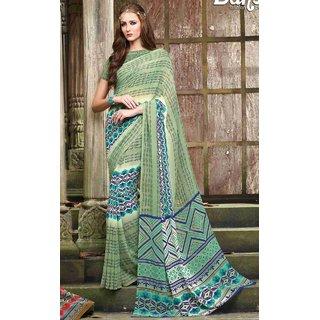 sudarshansilk Multicolor Cotton