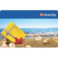 Cleartrip Gift Card (Worth INR 3000)