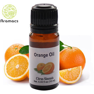 Orange Essential Oil Pure and Natural 10 ML