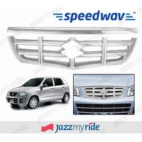Speedwav Maruti Suzuki Alto (4th Gen)  Front Chrome Grill Covers
