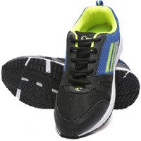 Combit Black And Blue Sport Shoes For Men