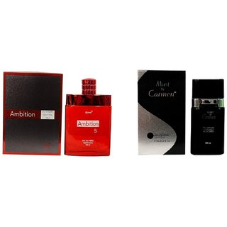 Ramco Exotic Ambition and Only Man Combo Perfume 100ML+100ML